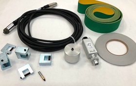 Sensors are an important accessory for balancing machine accuracy.